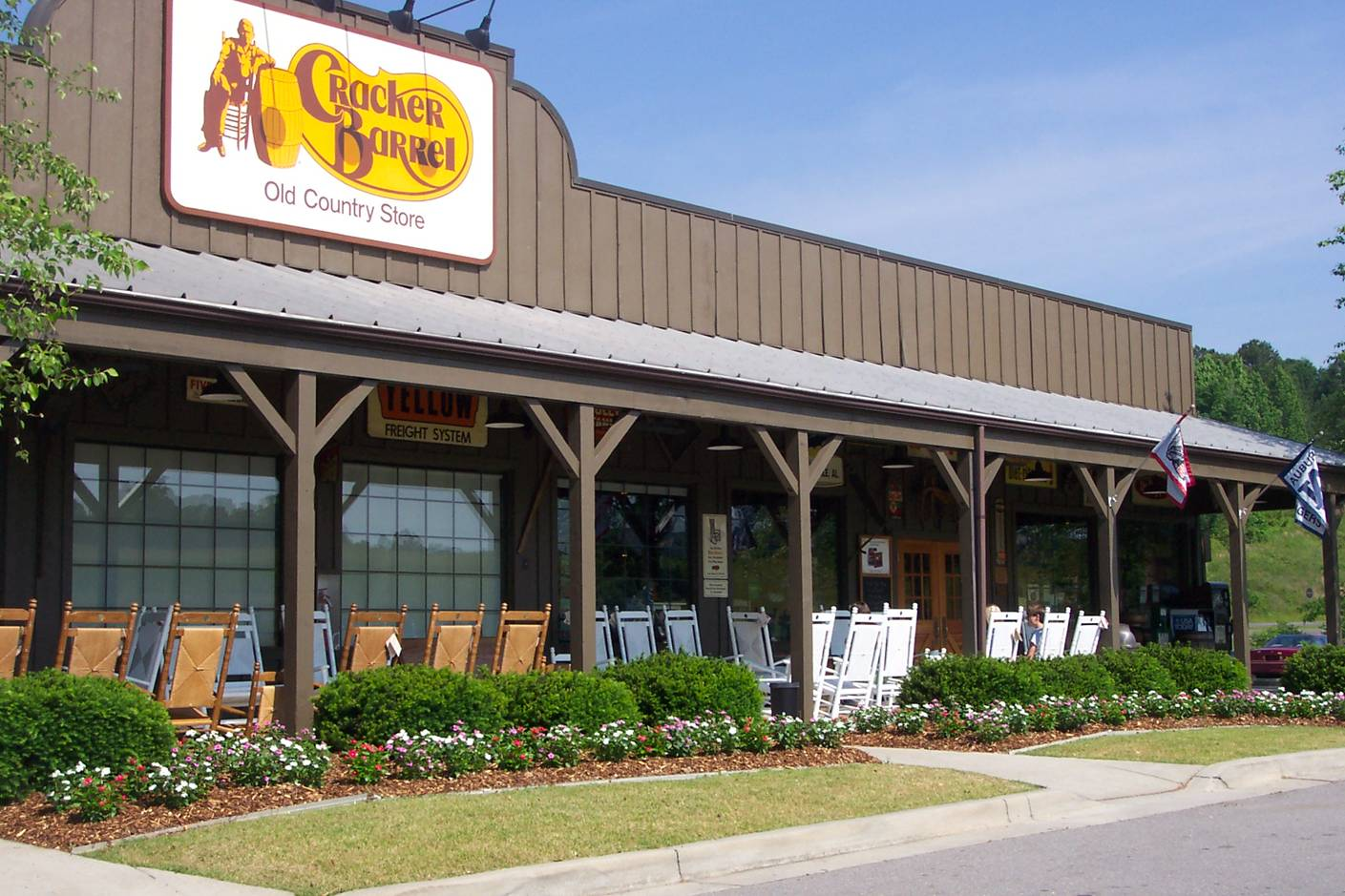 cracker barrel nutrition
